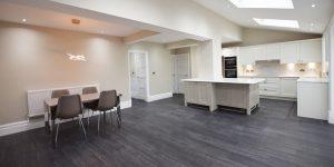 Installation of Karndean flooring in Wilmslow