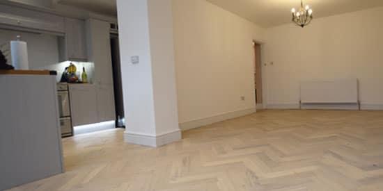 Installation of Parquet Flooring Worsley
