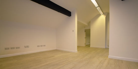 Installation of Safety flooring in Didsbury