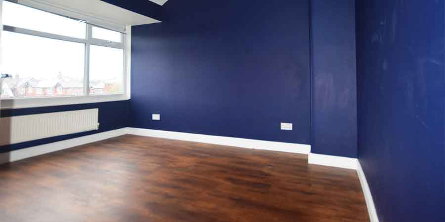 Installation of Karndean flooring in Whitefield