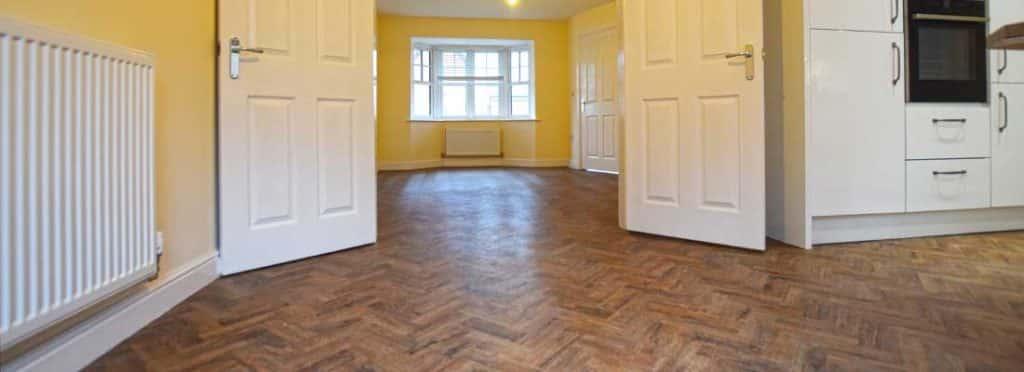Installation of Parquet Flooring Altrincham