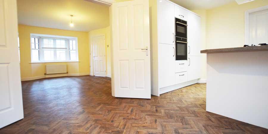 Parquet Flooring installation Altrincham