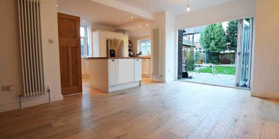Suppliers of solid wood flooring in Didsbury