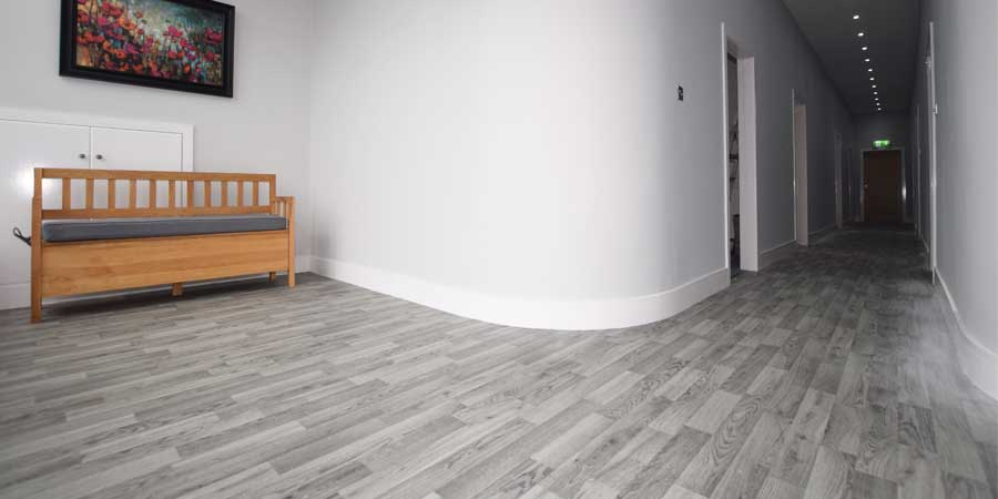 Installation of Commercial Safety Flooring in Manchester