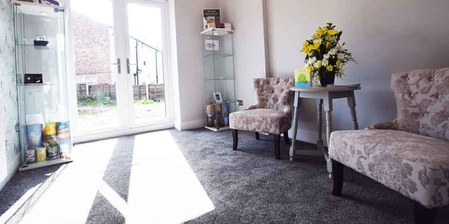 Installation of Cormar Carpets Manchester