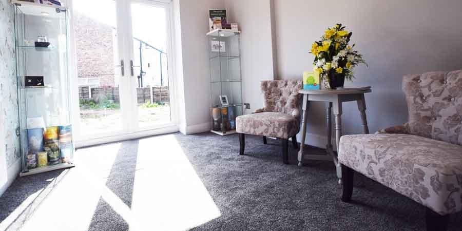 Installation of Cormar Carpets Manchester