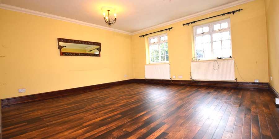 Installation of Karndean Flooring in Ashton on Mersey