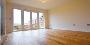Installation of V4 Wood Flooring - Rustic Oak