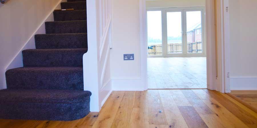 V4 Wood Flooring Installation
