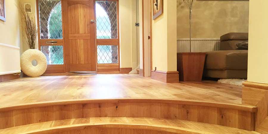Installation of Wood Flooring Wilmslow
