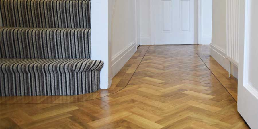 Installation of Karndean Flooring Stockport