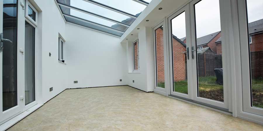 Installation of kitchen tiles in Worsley