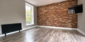 Karndean Art Select Storm Oak Plank installation Stockport