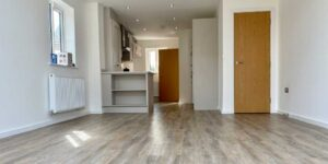 Installation of Karndean Van Gogh Country Oak flooring in Wigan