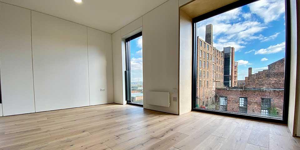 Home Choice Ivory Grande Engineered Wood Flooring Installation